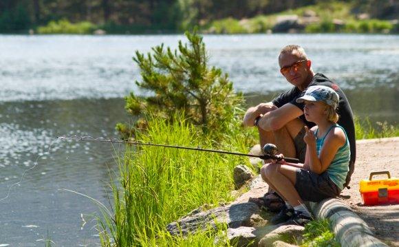 1. Mt. Evans Trout Fishing