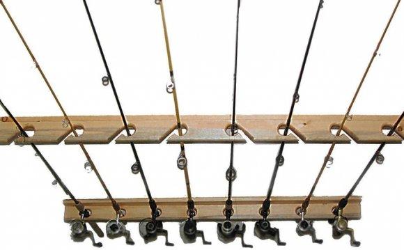 Del Sol Racks Fishing Rod