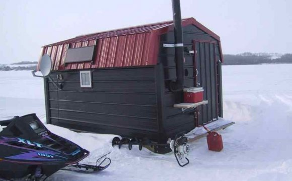 A permanent Ice Fishing