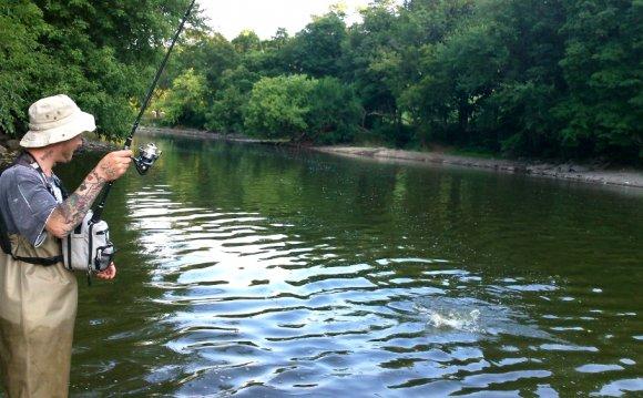 Fox river illinois smallmouth