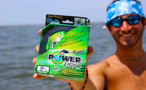 Power Pro Fishing Line Review