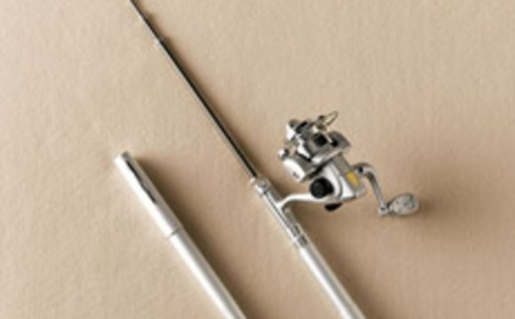 Pocket Fishing Pole