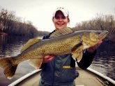 Wolf River Fishing Report