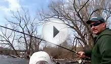 Brown Trout/ Steelhead fishing with Catch the Drift.