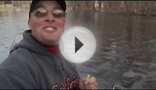 Fishing Walleyes on the Wolf River
