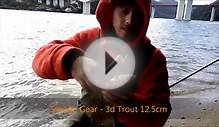 Portugal - Bass Fishing - Savage Gear - 3D Trout