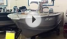 Refurbished 16 ft. Fishing Boat for Sale!