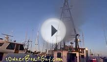 Ship Commercial Fishing Boat Vessel For Sale Video
