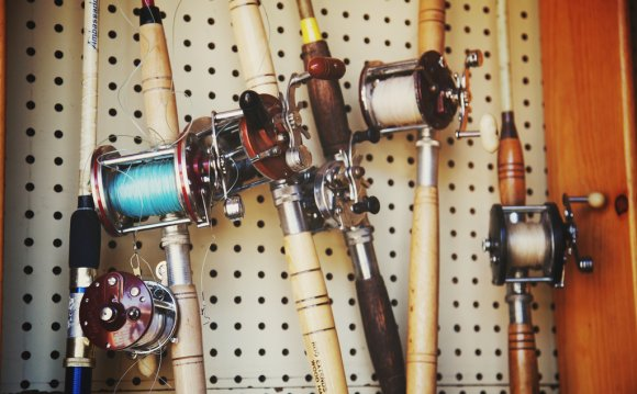 Vintage Fishing Rods